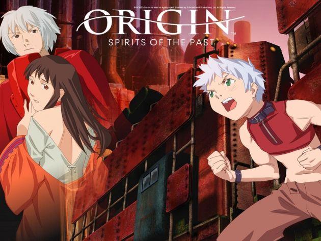 Origin--Spirits of the Past ... movie