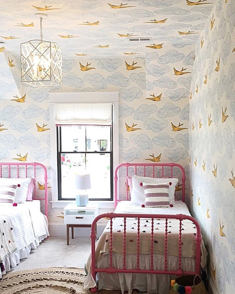 This Month S Best Wallpaper Moments Kids Room Design
