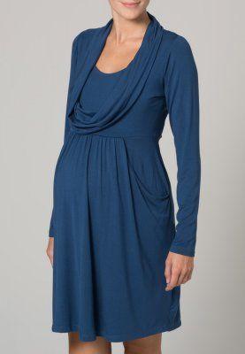 JoJo Maman Bébé - Jerseykjole - blue