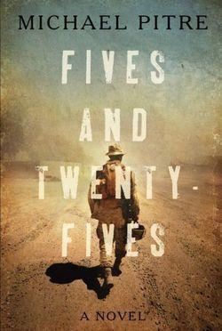 FIVES AND TWENTY-FIVES is an unforgettable, harrowing portrait of three men's experiences in the Iraq War by Marine Corps veteran Michael Pitre.