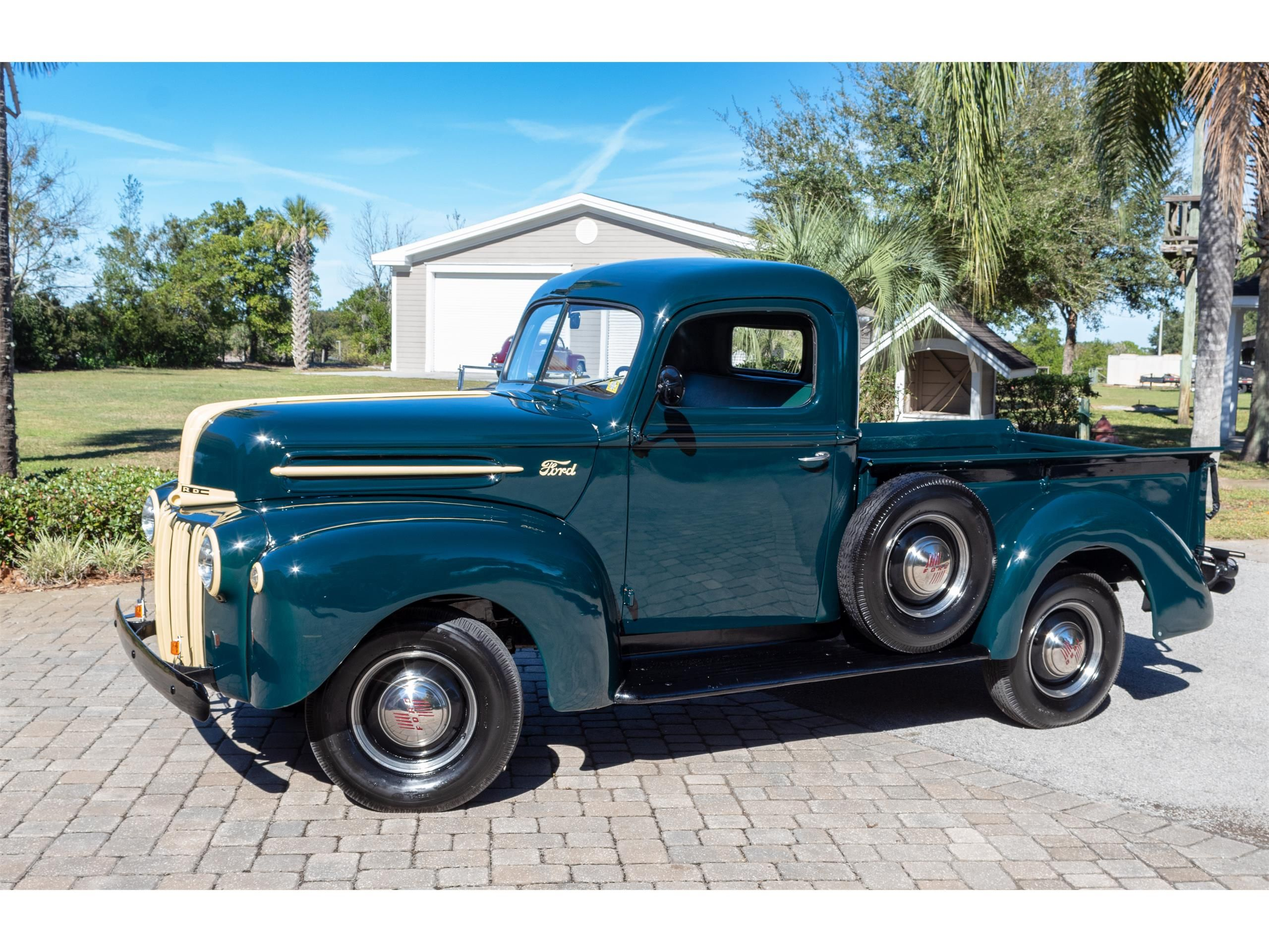 1945 Ford 1/2 Ton Pickup for sale | Listing ID:CC-1168337