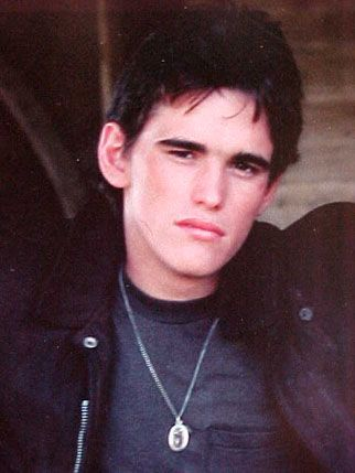 "MAtt Dillon as Dallas ""Dally"" Winston in the Outsiders ..."
