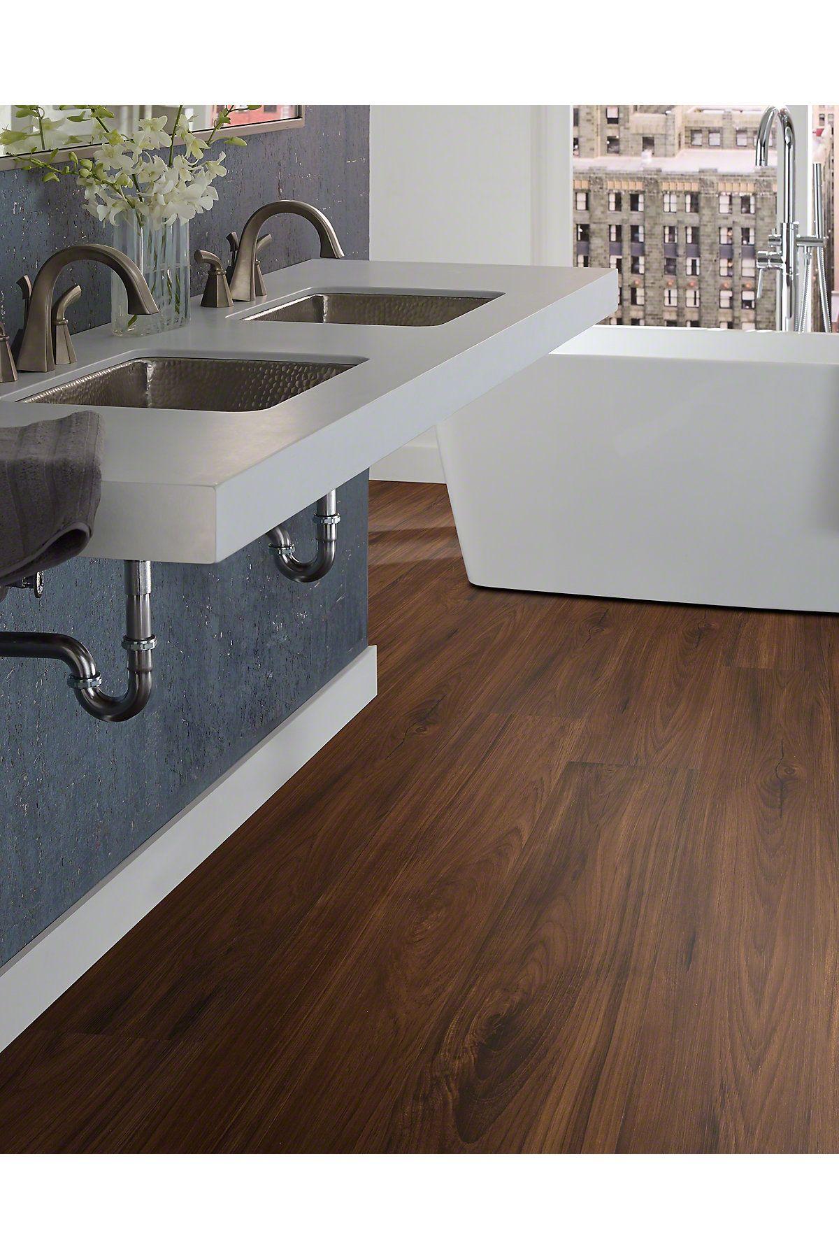 Cornerstone Plank Deep Mahogany Sa629 00703 Resilient Sample Vinyl Plank Plank Flooring Vinyl Plank Flooring
