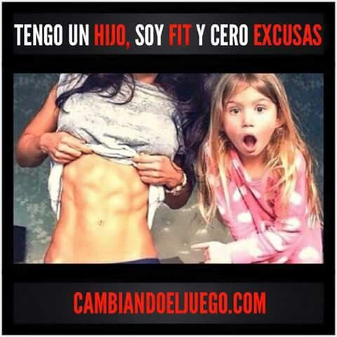 No hay excusas ♡