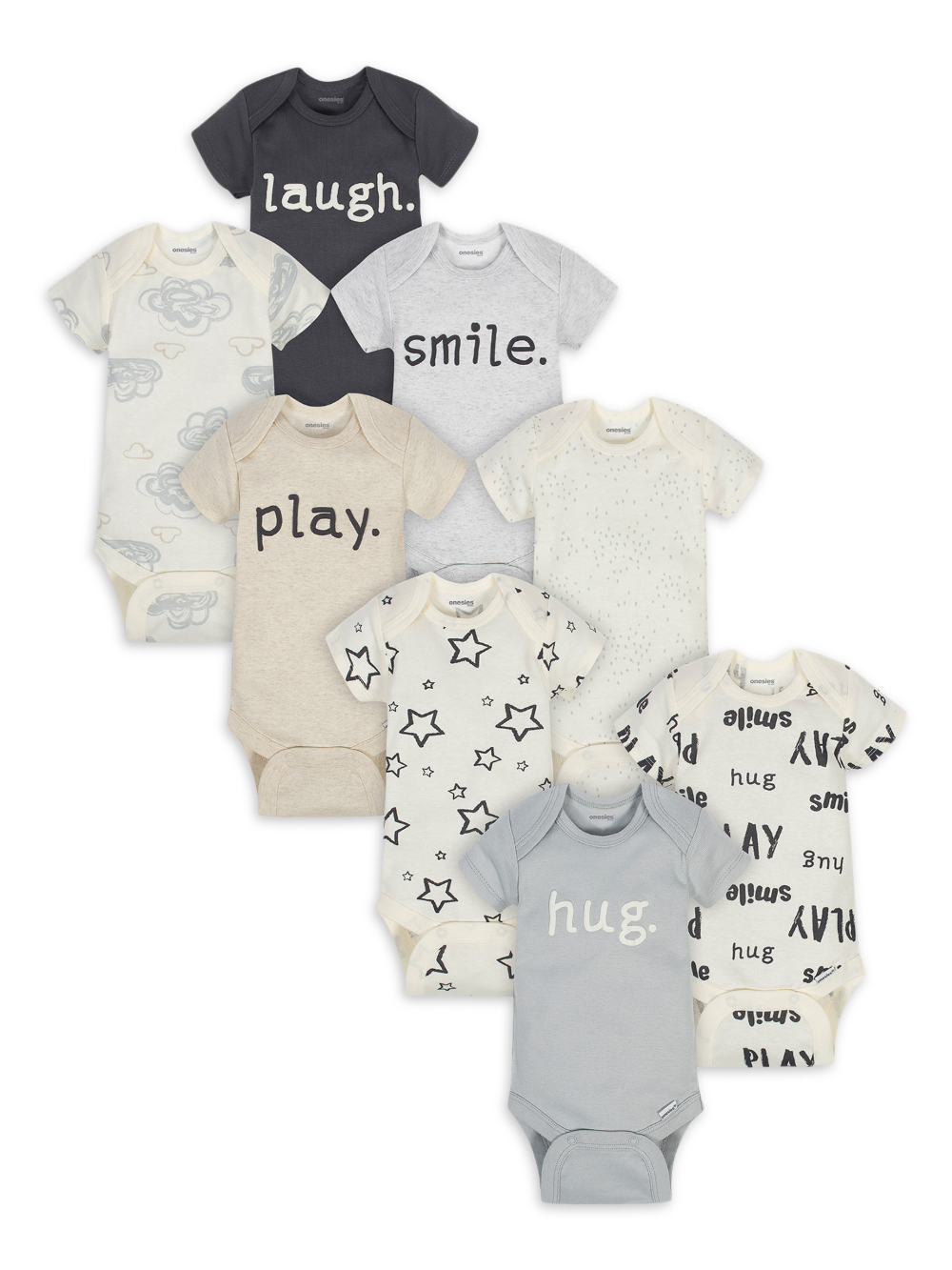 Free 2 Day Shipping On Qualified Orders Over 35 Buy Onesies Brand Baby Boy Or Girl Gender Neutral Shor Classic Baby Clothes Baby Boy Or Girl Baby Boy Outfits
