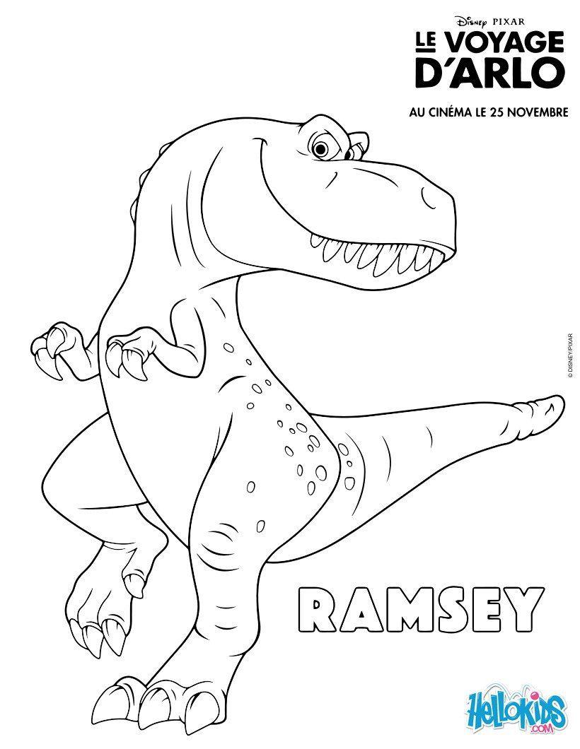 Ausmalbilder Disney Dinosaurier : Ramsey Portfolio Pinterest Ausmalbilder Online Ausmalbilder