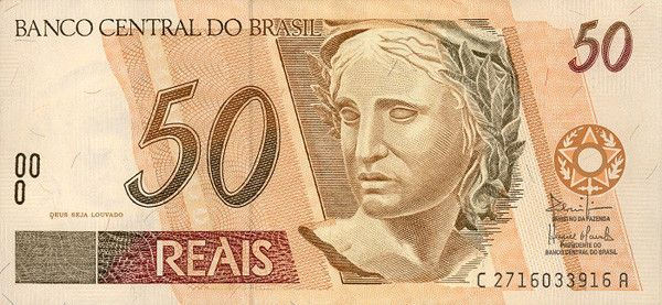 On Friday, the Brazilian currency Real opened a little weaker versus US Dollar in spite of a ...