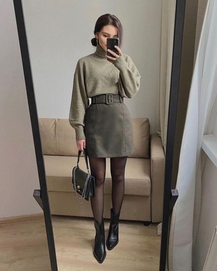 Do you also want to wear miniskirts and look chic? We share tips from fashionistas on how to wear miniskirts the grow-up way and not look trashy!