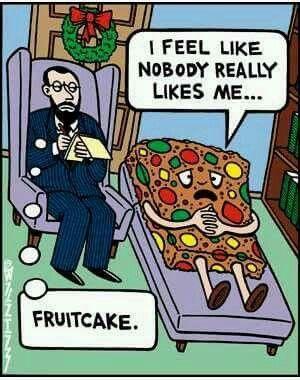 Fruitcake Jokes Funny Christmas Cartoons Funny Christmas Pictures Christmas Jokes