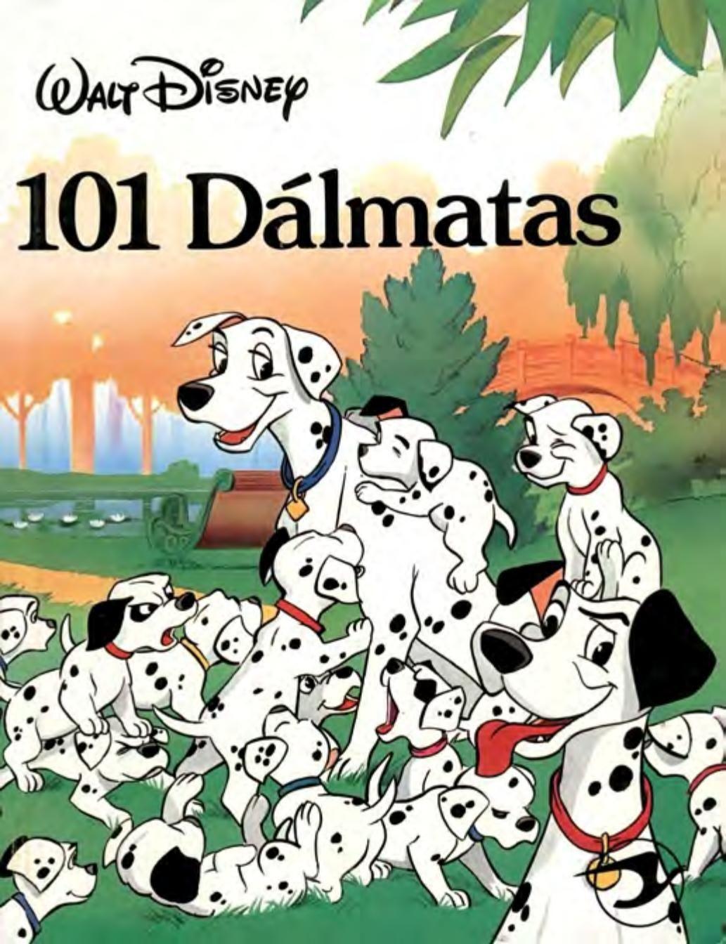 101 Dalmatas Disney Storybook Dalmatian 101 Dalmatians