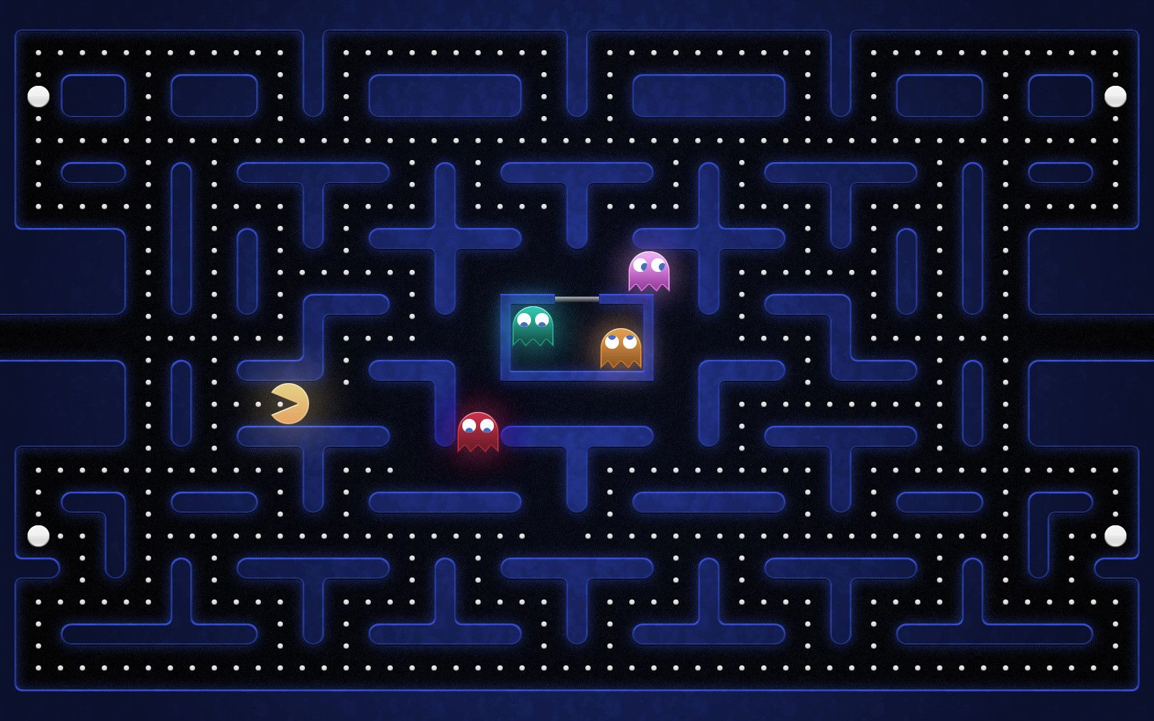 50 Video Game Wallpapers For You All To Enjoy Album On Imgur Retro Games Wallpaper Retro Video Games Pacman