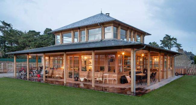 plans maison Starck Starck house 3 suisses plan de la maison de