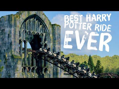 4 Hagrids Magical Creatures Motorbike Adventure Ride Footage Reaction Youtube Animal Kingdom Disney Magical Creatures Islands Of Adventure