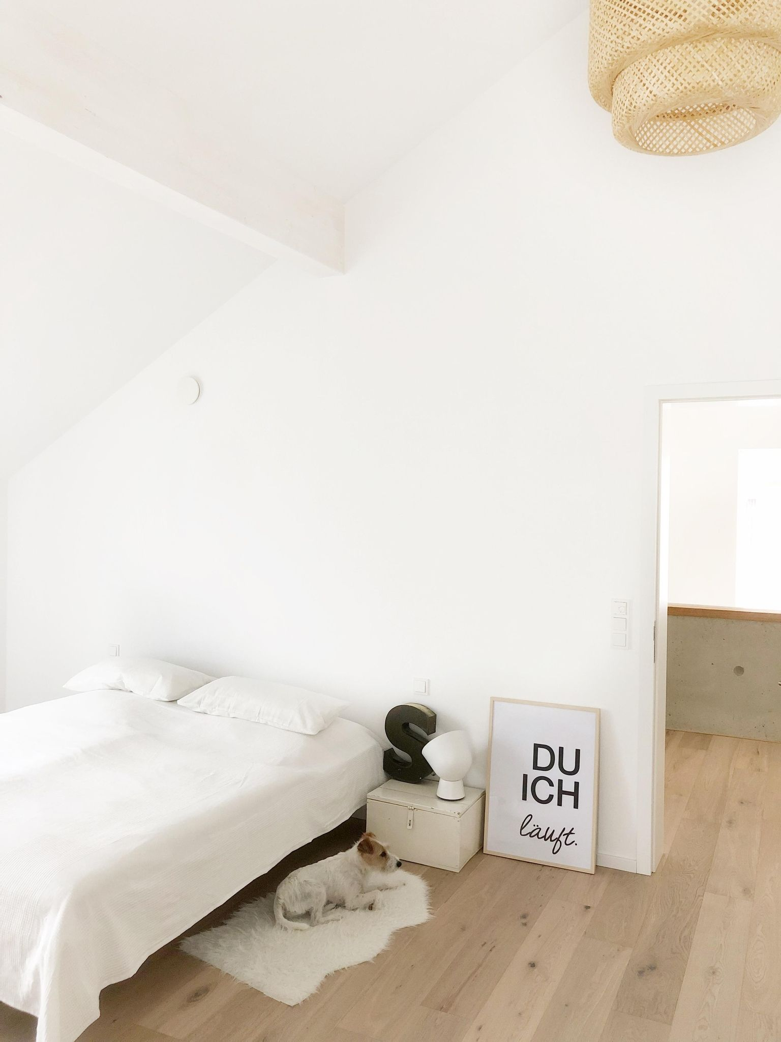 Das Schlafzimmer Von Simplylifeandme Ist So Schon Schlicht Und
