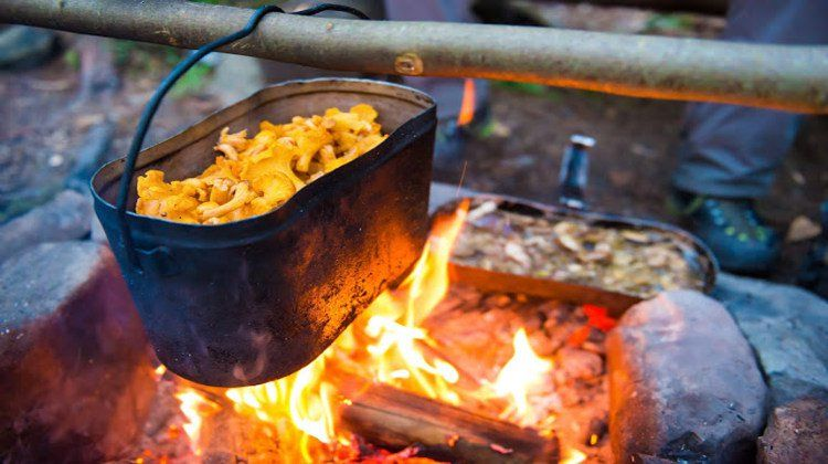 Practical Winter Campfire Cooking Ideas For Outdoor Cooking