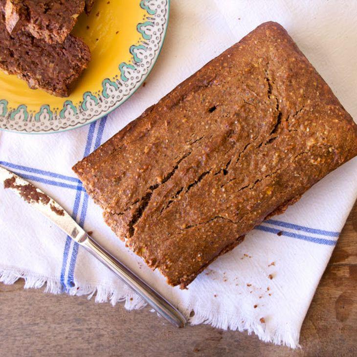 Banana Bread Deliciously Ella Recipes Food Healthy Banana Bread