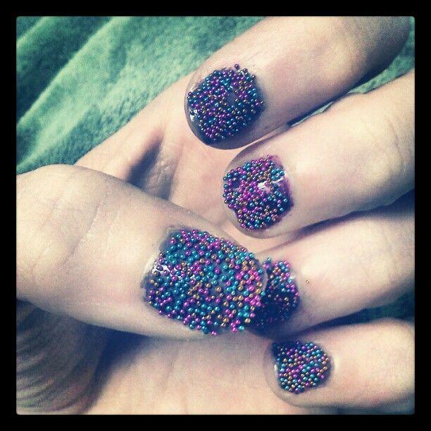 ciate nail caviar manicure