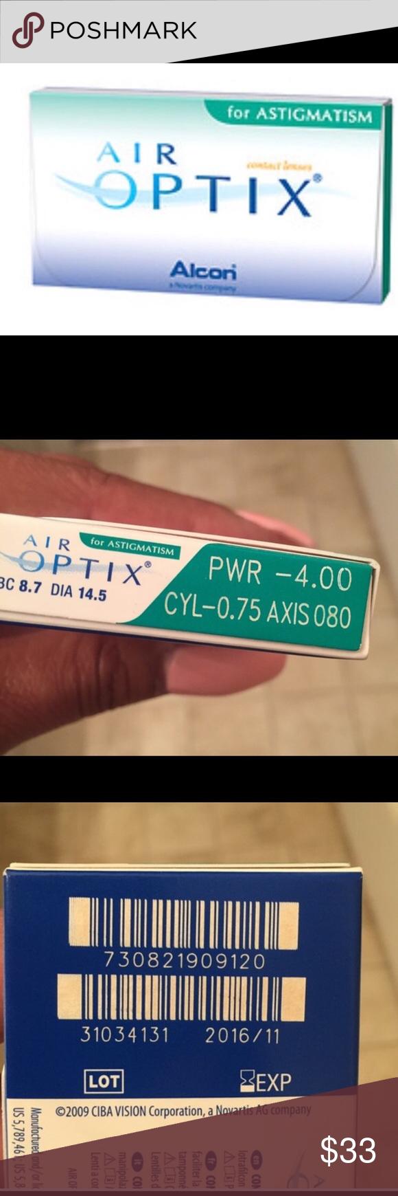 Air Optix NWT Air optix, Air, Ciba vision