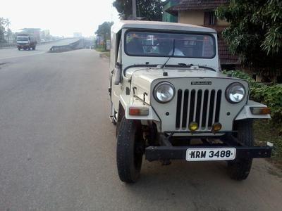 My Mahindra Jeep Mahindra Jeep Jeep Willys Jeep