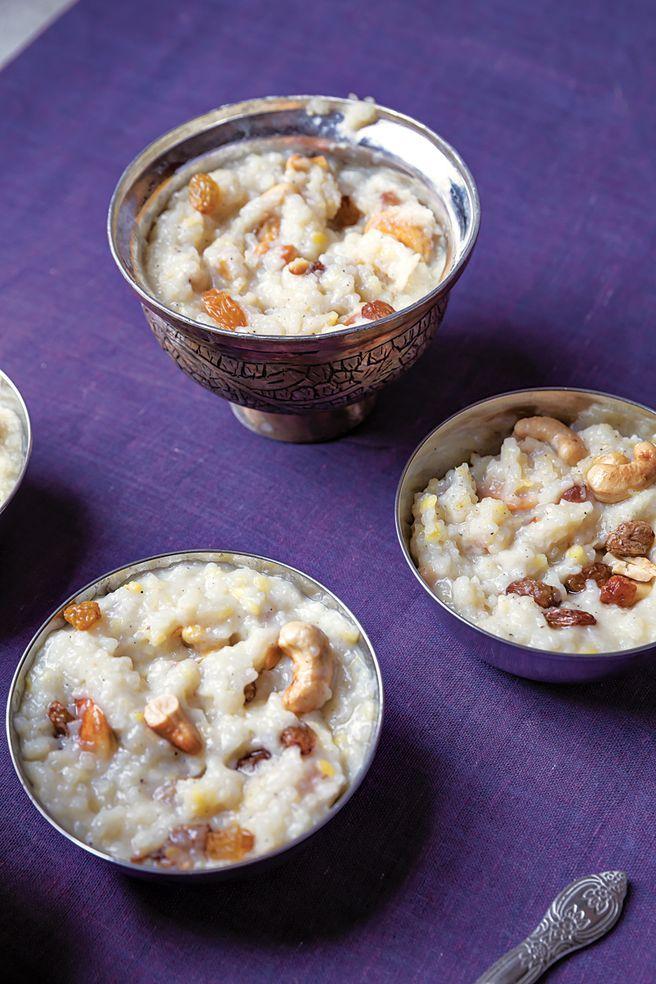 Sakkarai Pongal (Tamil-Style Sweet Rice Pudding) in 2020 ...
