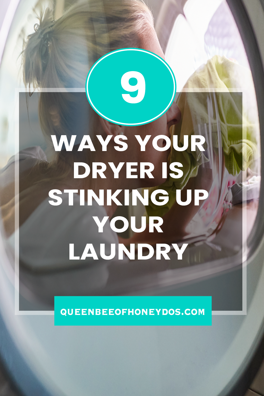 How To Get Bad Smell Out Of Clothes Dryer