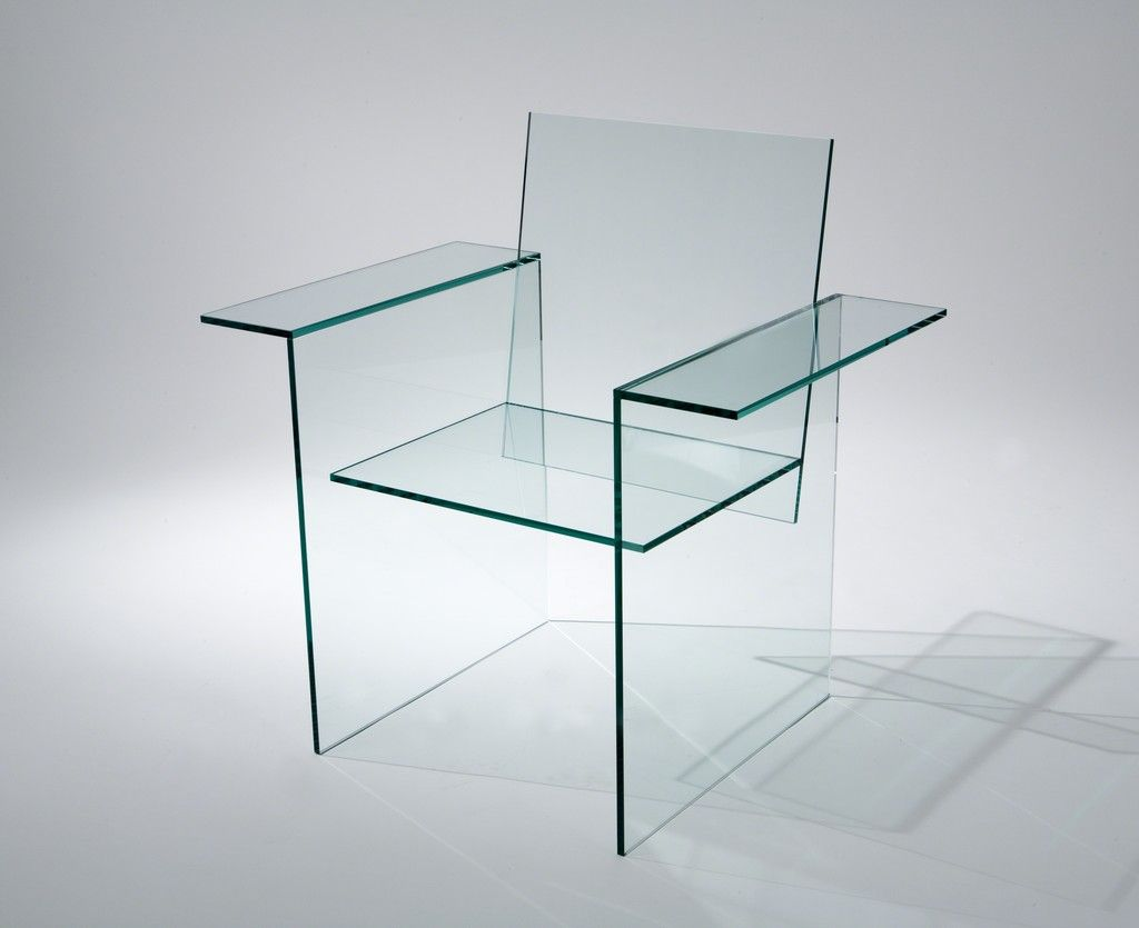 Top Image Design Chair Glass