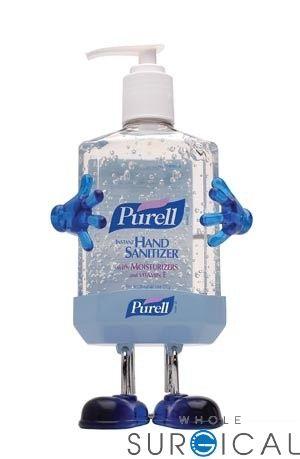Gojo Industries 9600 Pl1 Hand Sanitizer 8 Fl Oz Pump Bottle