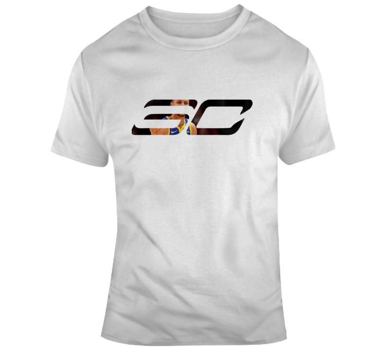 Stephen Curry Sc Golden State Warriors Logo T Shirt Mens T Shirt Graphic Tee Stephen Curry Shirtless Trending Mens Tshirts Stephen Curry Shirts Mens Shirts