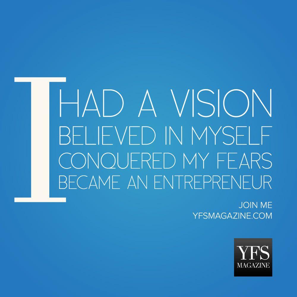 How to become an entrepreneur. @YFSMagazine #startups #smallbiz