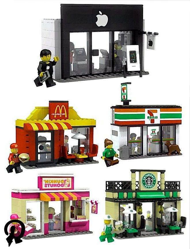 Lego Taps the Best Indie Bricklayers to Design Its Next Kit Lego Taps the Best Indie Bricklayers to Design Its Next Kit