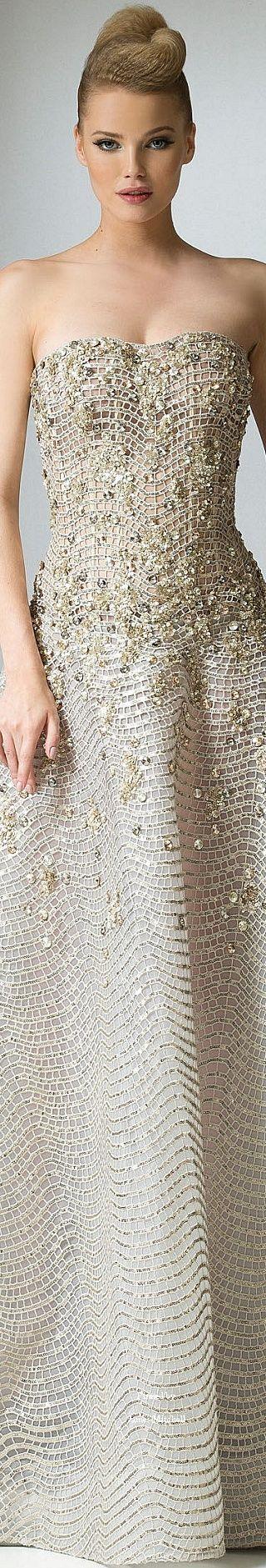 Antonios Couture Fall-winter 2015-2016: