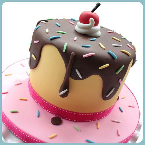 Celebration Cake : 30 June (With images) | Creative cake ...