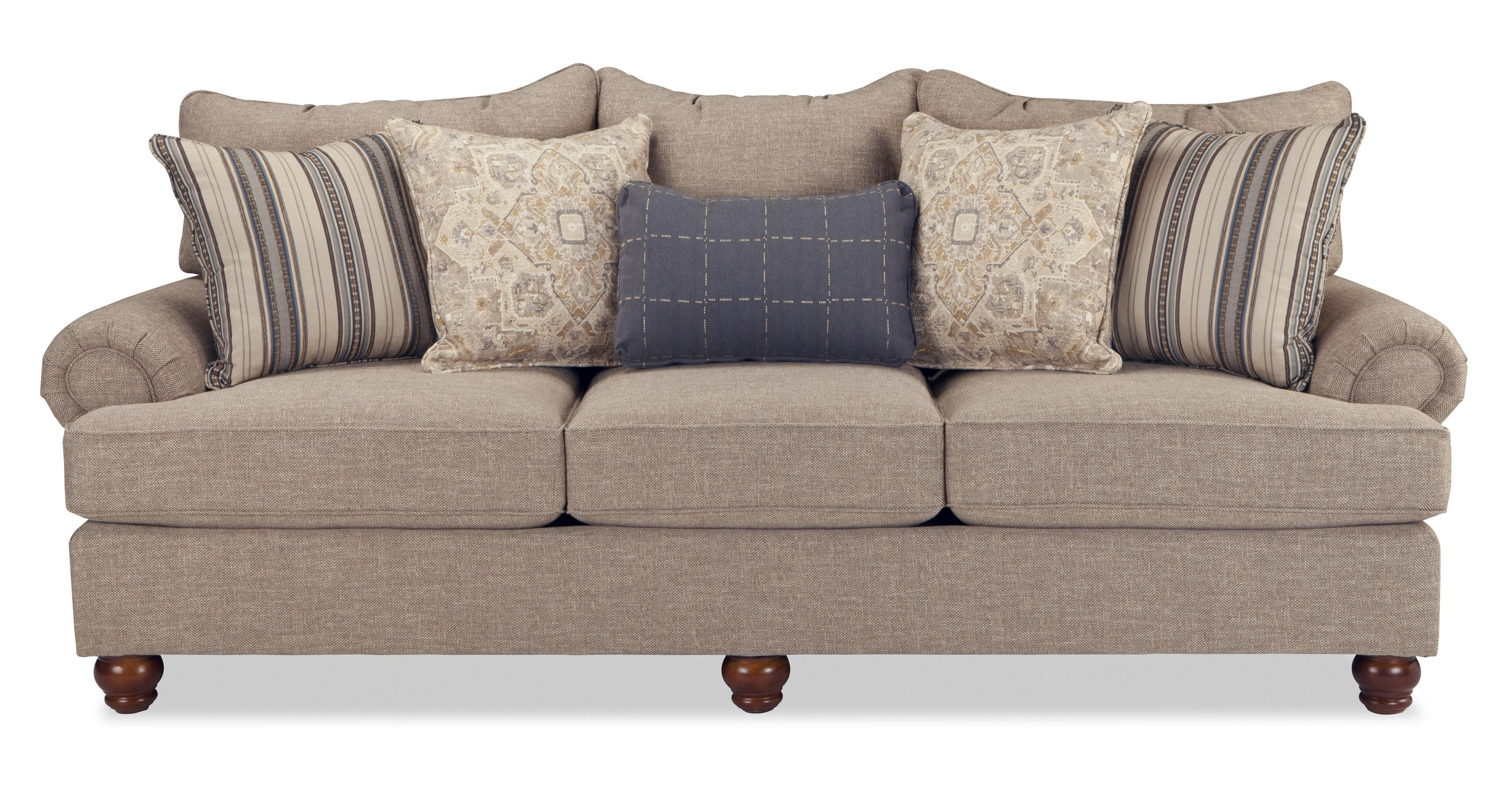 Craftmaster Carla Sofa Item Number 797050pc Tolliver 10 Traditional Sofa Craftmaster Furniture Mattress Furniture