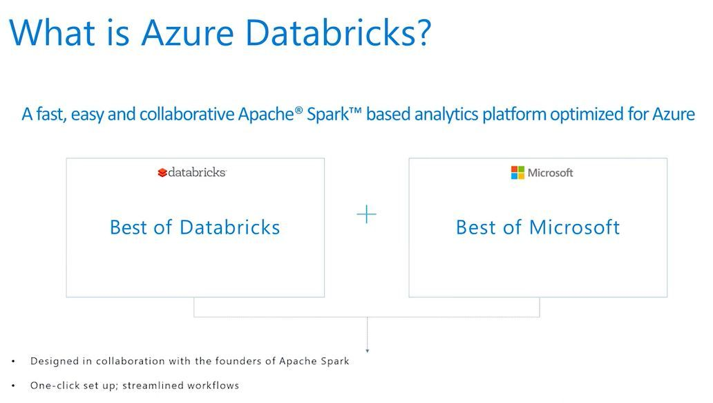 Azure Databricks Gets Gpu Enabled Vm Support And A New Machine Learning Runtime Machine Learning Apache Spark Supportive