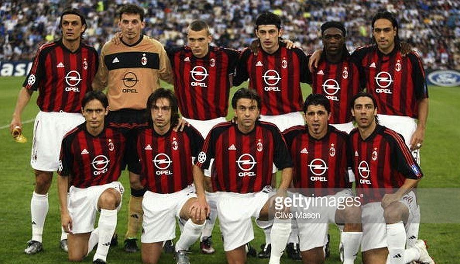 AC Milan a la final de Copa Italia: así era su equipo la última vez