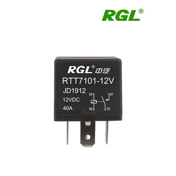 RGL 12V24V RTT7101 JD1914 40A Small Electromagnetic Relay Relay 4