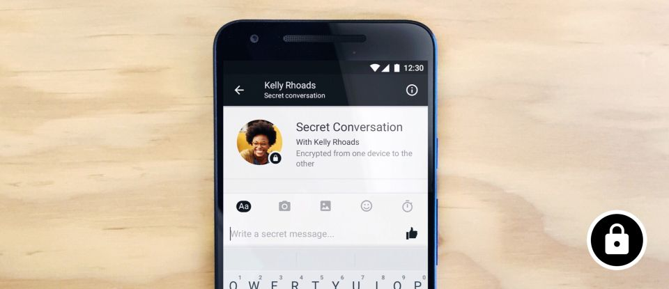 End-to-end encryption finally arrives on Facebook ...