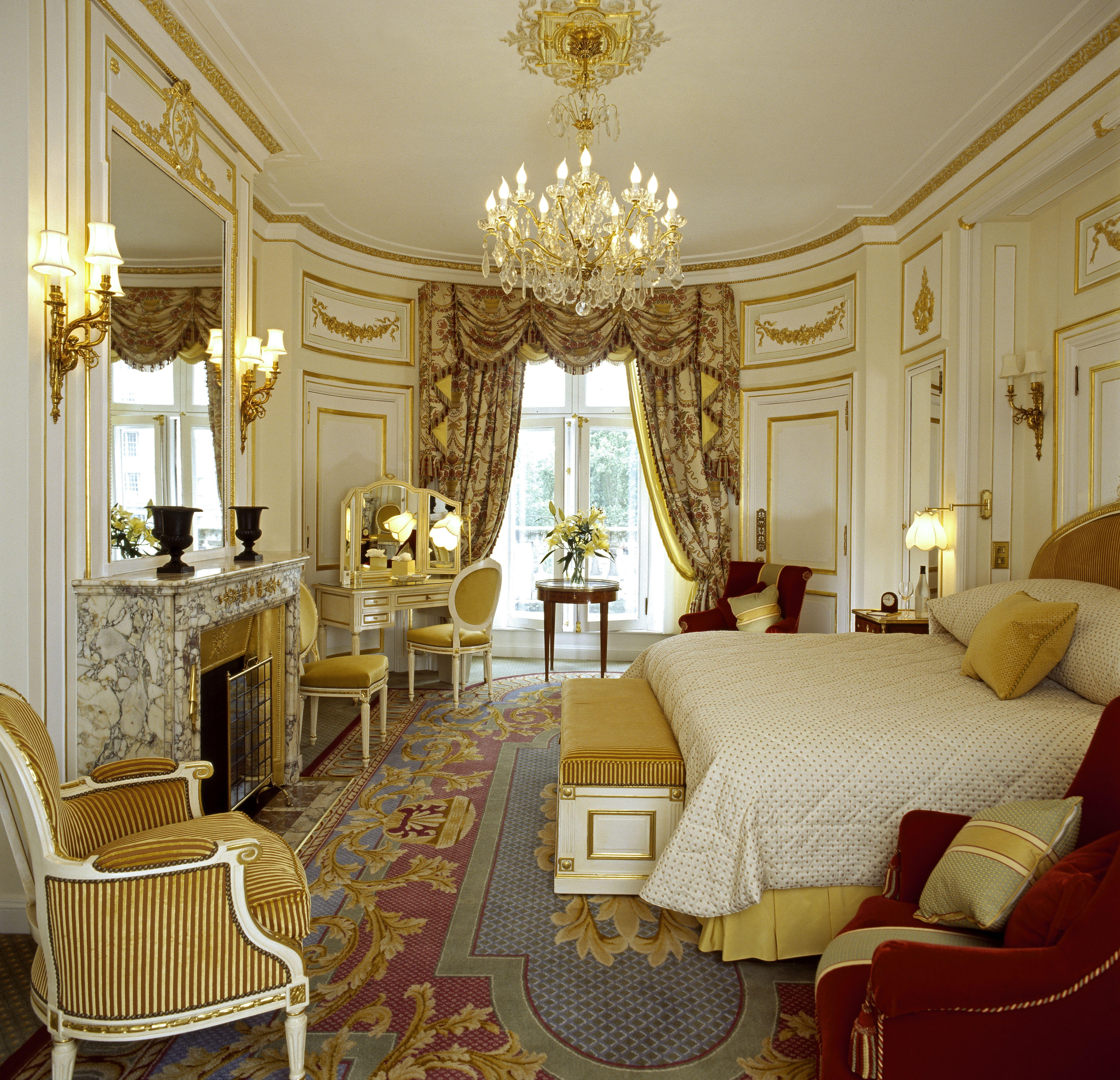 The Trafalgar Suite Bedroom