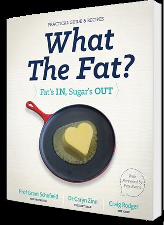 Tim Noakes Recipe Book