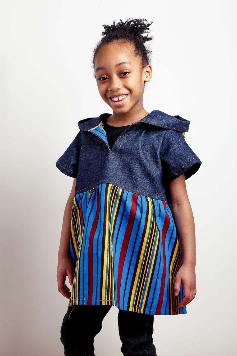 a78710b1f6e African print childrenswear for girls. African print childrenswear for  girls. African Babies
