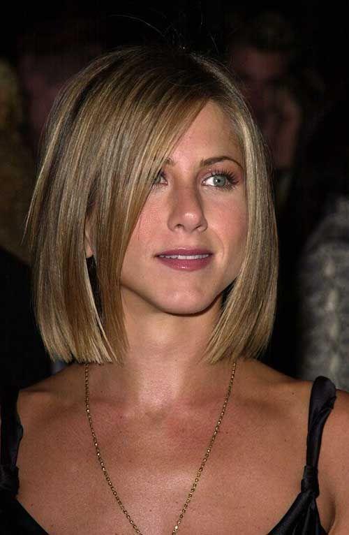 Jennifer Aniston New Bob Haircuts Hair Shoulder Length Hair