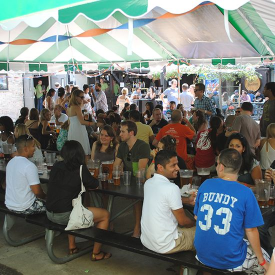 America's Best Beer Gardens: Bohemian Hall and Beer Garden, Queens, NY