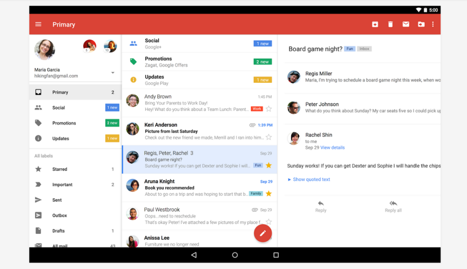Google strengthens Gmail security with optical character