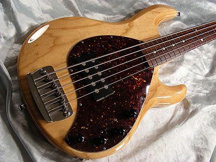 2001 musicman stingray 5 string bass like the pickguard shape inspiration. Black Bedroom Furniture Sets. Home Design Ideas