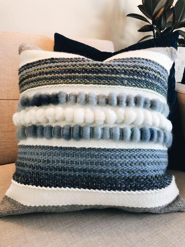 Hand woven. Made by Prairieknotco