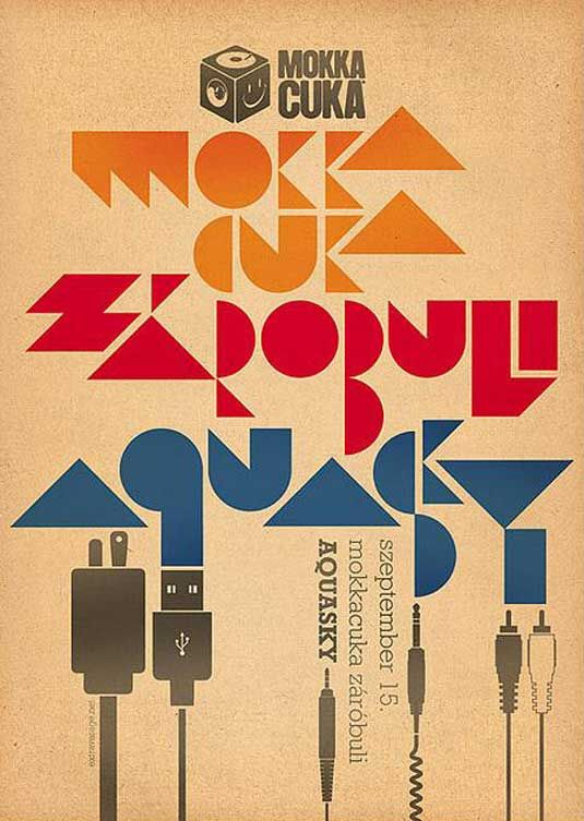 EyeCatching Flyer Designs  Graphic Designers Typography And