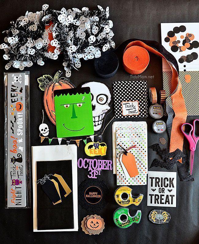 Thanksgiving spooky halloween treats spooky halloween