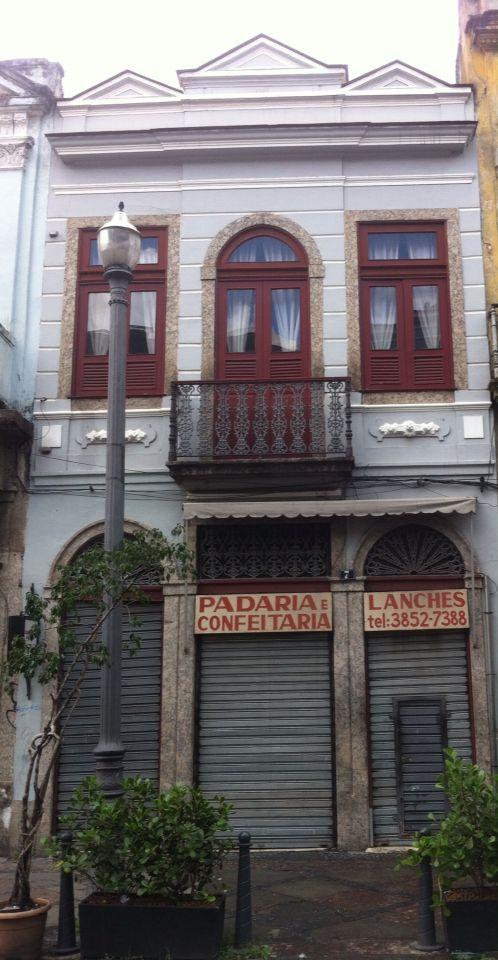 Store in Rio, Lavradio Street