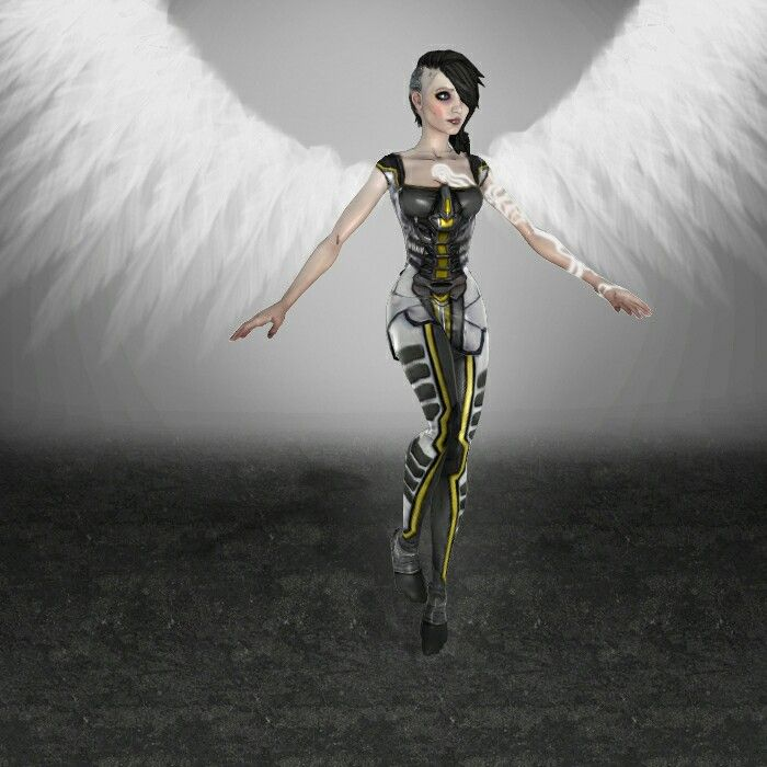 Borderlands 2 Angel The Siren Borderlands Borderlands