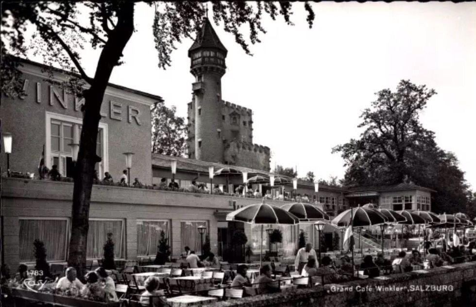 Cafe Winkler Salzburg